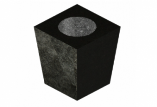Square Vase <br/><br/>