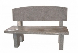 Bench W. Oval Top <br/><br/>